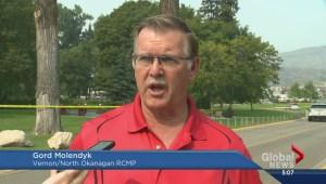 Body found in Vernon's Polson Park