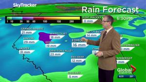 Edmonton Weather Forecast: May 22