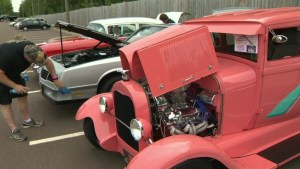 Hub city classic car show invades Moncton casino