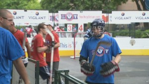 Montreal street hockey tourney raises over $200K for local youth