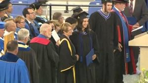 University of Lethbridge celebrates convocation