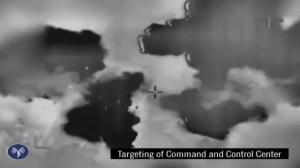 Israeli Defence Forces release video of bombing of apartment building
