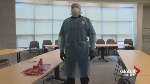 Saint John police look to protect themselves from fentanyl exposure