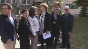 Anne Lagacé Dowson goes head-to-head with Justin Trudeau in Papineau riding