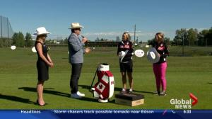 2016 Canadian Pacific Women's Open gets underway