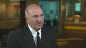 Does Kevin O'Leary consider himself the 'Donald Trump of Canada?'