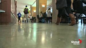 Lethbridge students react to executive compensation