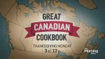 Noah Chappe previews 'Great Canadian Cookbook'