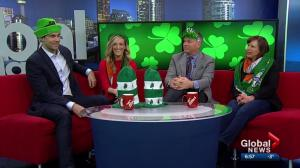 Happy St Patrick's Day from Global Calgary