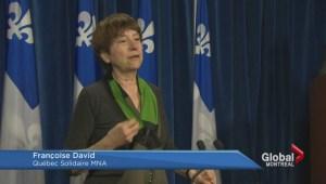 Quebec MNAs set to pass omnibus bill