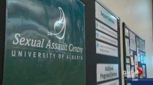 U of A sexual assault supports