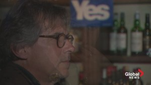 Scottish-Canadians react to 'No' vote in Toronto