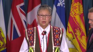 Senator Dyck issues call on behalf of all Aboriginal women