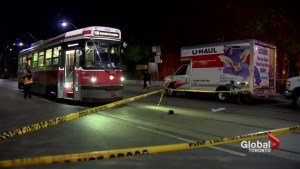 Man in hospital after dooring incident near Kensington Market