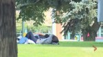 Lethbridge's homeless struggle to keep cool in heat wave