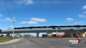 Environmental impact of Montreal's new electric train