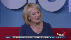 Evelyn Jacks from Knowledge Bureau talks taxes on Global News