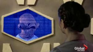 """The Mask of Leia"" – Star Wars Fan Film"
