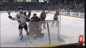 Kamloops Blazers take game 3 against the Kelowna Rockets