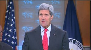 Kerry still working towards ceasefire between Israel and Hamas