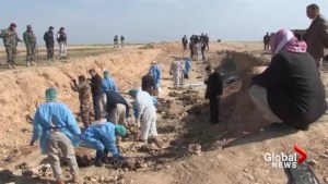 Mass graves containing thousands of bodies located in former ISIS strong holds: Iraqi officials