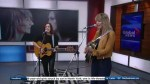 Folk duo Madison Violet perform 'These Ships' on The Morning Show