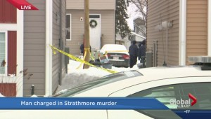 Charges laid by RCMP in Strathmore death