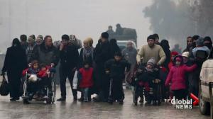 Evacuation plans threatened as Aleppo ceasefire wavers