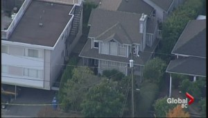 Suspicious death in New Westminster