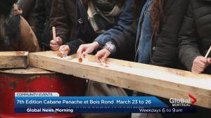 Community Events: Cabane Panache et Bois Rond
