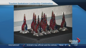 Tourism Saskatoon leadership gala