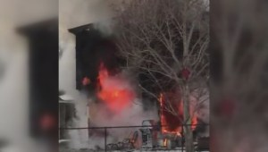 Fire damages West Kelowna townhouse complex