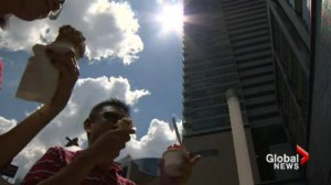 Toronto businesses also feeling the heat amid sweltering weather