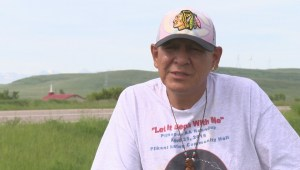 Piikani Nation using billboards to help stop substance abuse