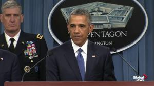 Obama: To defeat ISIS requires discrediting their ideology