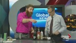 In the Global Edmonton kitchen with North 53