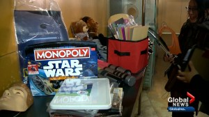 Star Wars fans celebrate 'May the 4th Be With You'