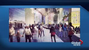Community space planned for underbelly of Gardiner Expressway