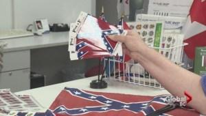 Confederate flag backlash hits close to home