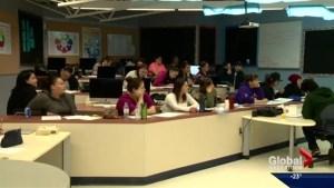 Northern Saskatchewan students enter second semester of Dene teacher program