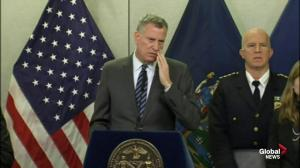 NYC Mayor: city planning for the worst-case scenario