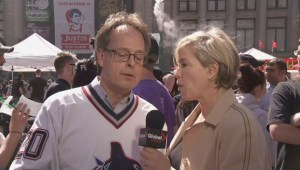 Marc Emery on 20th anniversary of 420