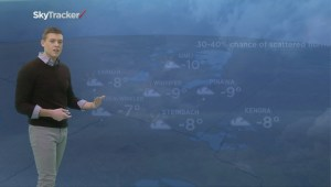 Global's Cole Deakin with your weekend forecast on Global Winnipeg's Morning News