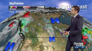 Edmonton Weather Forecast: Aug. 22