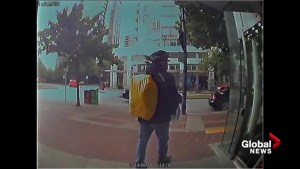 Security camera video shows events of 2014 Yaletown shooting