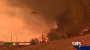 Global News thanks the people of Fort McMurray