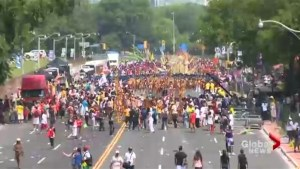 Toronto Caribbean Carnival brings music and excitement to the Lakeshore