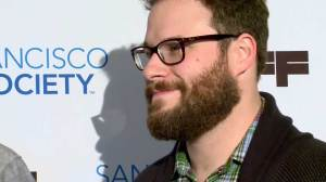 "Rogen debuts ""The Interview"" despite threat from North Korea"