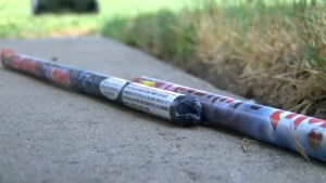 U.S. teenager almost loses thumb in fireworks explosion