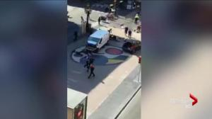 Canadians recount deadly terror attack in Barcelona